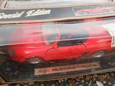 aus Sammlung: Maisto 1:18 Ford Mustang Mach III UNBESPIELT