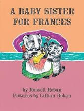 I Can Read Level 2: A Baby Sister for Frances by Russell Hoban (2011, Hardcover)