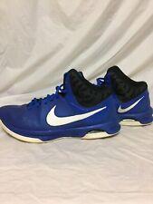 Men's Nike Air Visi Pro 6 Size 10 Royal Blue White basketball shoes 749167-400