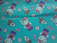 Hello kitty doctors toddler pillowcase personlized