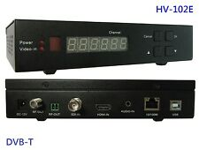 HV-102E (HD-SDI/HDMI-in, DVB-T out)