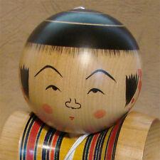 Traditional Kokeshi KENDAMA SEISUKE Cup and Ball Bilboquet 5.9inch JAPAN NEW
