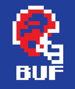 Buffalo Bills Tecmo Bowl shirt Retro Nintendo Thurman Thomas Jim Kelly Reed BUF