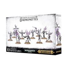 Warhammer 40K Chaos Daemonettes of Slaanesh plastic New