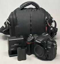 Nikon D7000 16.2MP Digital SLR Camera - Black (Body Only) - 9K Clicks!