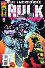 The Incredible Hulk #430 Signed By Artist Liam Sharp (Lg)