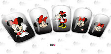 Nail Art Sticker Water Decals Transfer Stickers Minnie Mouse (BLE2253)