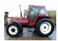 Fiat 90 series tractor stickers / decals