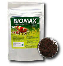 Genchem Biomax Size 2 0.8mm gran. Complete Food for Crystal Tiger Cherry Shrimp