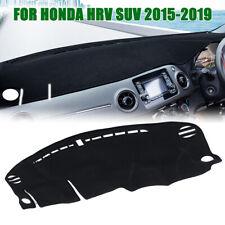 For Honda HRV SUV 2015-2019 Dashmat Dash Mat Dashboard Cover Carpet Protector
