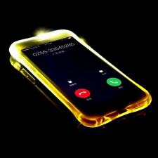 LED Light Up Selfie Luminous Phone Case Cover Skin For iPhone 5 5s 6 6s 7 Plus