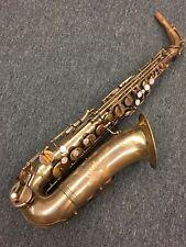 Vito Kenosha Alto Saxophone *VINTAGE* Repadded