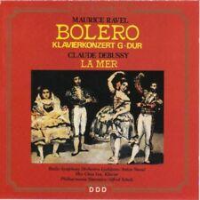 Ravel Bolero Debussy La Mer Radio Symphony Orch Ljubljana Anton Nanut