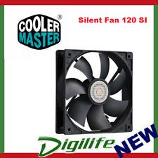 Cooler Master Silent 120 SI2 Case Fan 120*120*25mm 12VDC 3PIN OEM Package