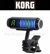 KORG Sledgehammer Custom 100 Clip-On Tuner For Guitar & Bass New w/Tracking No.