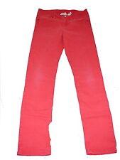 H & M tolle Jeans Hose Gr. 152 rot !!