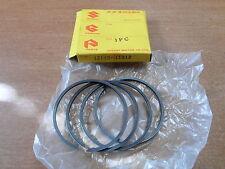 NOS OEM Suzuki Piston Ring Set STD 1969 T20 TC250 Hustler 12140-11012