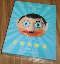 FRANK / Michael Fassbender / PLAIN ARCHIVE / BLU-RAY LIMITED EDITION Ver. B NEW
