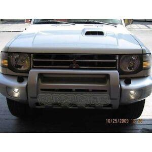 1997 1998 1999 2000 2001 Mitsubishi Pajero Xenon Fog Lamps Driving Lights Kit