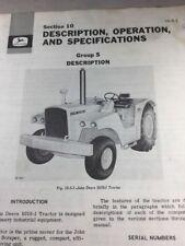 John Deere 5010-I Tractor Service Manual