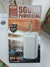 Remax 50000 Power Bank Fast Charging Model RPP-185