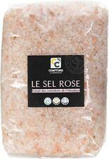 Sel Rose en Cristaux L'himalayen Comptoirs et Compagnies 1 kg
