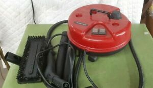 Euro- pro x vapor  steam cleaner  # EP95 red