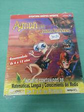 AYMUN Y LOS PIRATAS MECHONES 1º A 6º CAJA GRANDE - JUEGO PARA PC CD-ROM ESPAÑOL