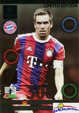 2015 Panini Adrenalyn Champions League EXCLUSIVE Philipp Lahm Limited Edition MT