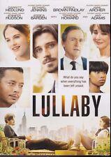 New Lullaby DVD  Amy Adams Garrett Hedlund Jessica Brown Findlay Richard Jenkins