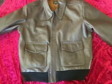 A2 Repro Horsehide Jacket Like Aero - 44 XL