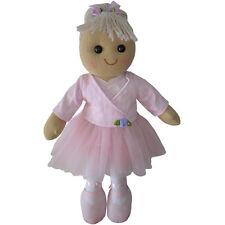 LARGE 40cms Powell Craft Rag Doll Ballet Ballerina Handmade Ragdoll BEST PRICE!