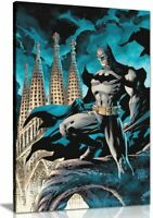 Batman Canvas Wall Art Picture Print