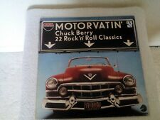 CHUCK BERRY MOTORVATIN.VYNYL ALBUM.CHESS 9286 690.EXCELLENT CONDITION.