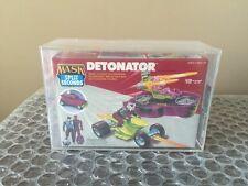 Kenner MASK M.A.S.K. Detonator Stunning AFA 90 MINT Beautiful LOOK! WoW !