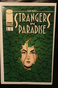 Strangers in Paradise Vol 3 #8: Image Homage Comics 1997 Terry Moore