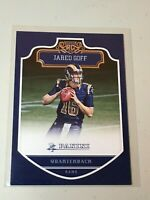 F45273  2016 Panini #218 Jared Goff RC Rams