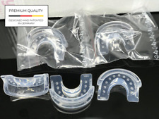 5 x Zahnschienen Mouth Tray Guard Mundschiene Zahnbleaching Teeth Whitening