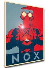 Poster Propaganda - MA0270 Wakfu - Nox
