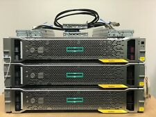 Hp StoreOnce 5100 144Tb Storage System 10GbE Updated Licensed Catalyst Sec Repl