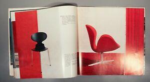 Inspiration 63Nordiska Galleriet Danish design Arne Vodder Panton Finn Juhl