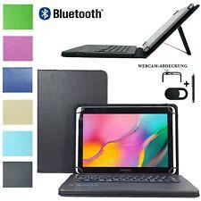 Funda tablet + teclado Bluetooth bolso para alcatel 1t 10 10.1' v3