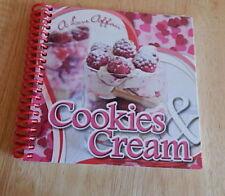 Cookies &Cream Cookbook Love affair of Sweet Treat Recipes w/photos, Pies Creamy