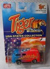 VOLKSWAGEN VW Bus (1:64) TIGER Wheels USA - STATES Collection (Tennessee) 1/4000