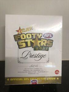 2021 AFL Select Footy Stars Prestige Sealed Box
