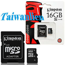 Kingston Micro SD SDHC MicroSDHC Card TF 16GB Class 4