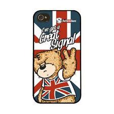 BAD TASTE BEARS - HARD CASE I PHONE 4/4S COVER  - I'VE GOT SIGNAL - NEW