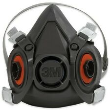 3M 6100 Half-Face Respirator- Small