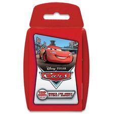 BRAND NEW TOP TRUMPS:DISNEY PIXAR CARS 0837 CARD GAME