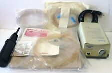 Med-Aire Alternating Pressure Used Pump + New Pad, Hoses, Hand Pump, Repair Kit